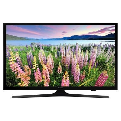 Samsung 43in Flat Panel TV 1080p 60 Hz Smart TV - Black (UN43J5200AFXZA)