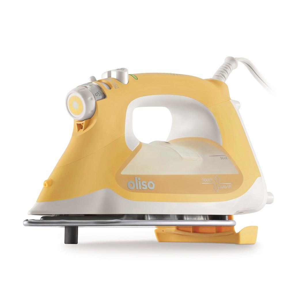 Image of Oliso Pro Smart Iron - Yellow