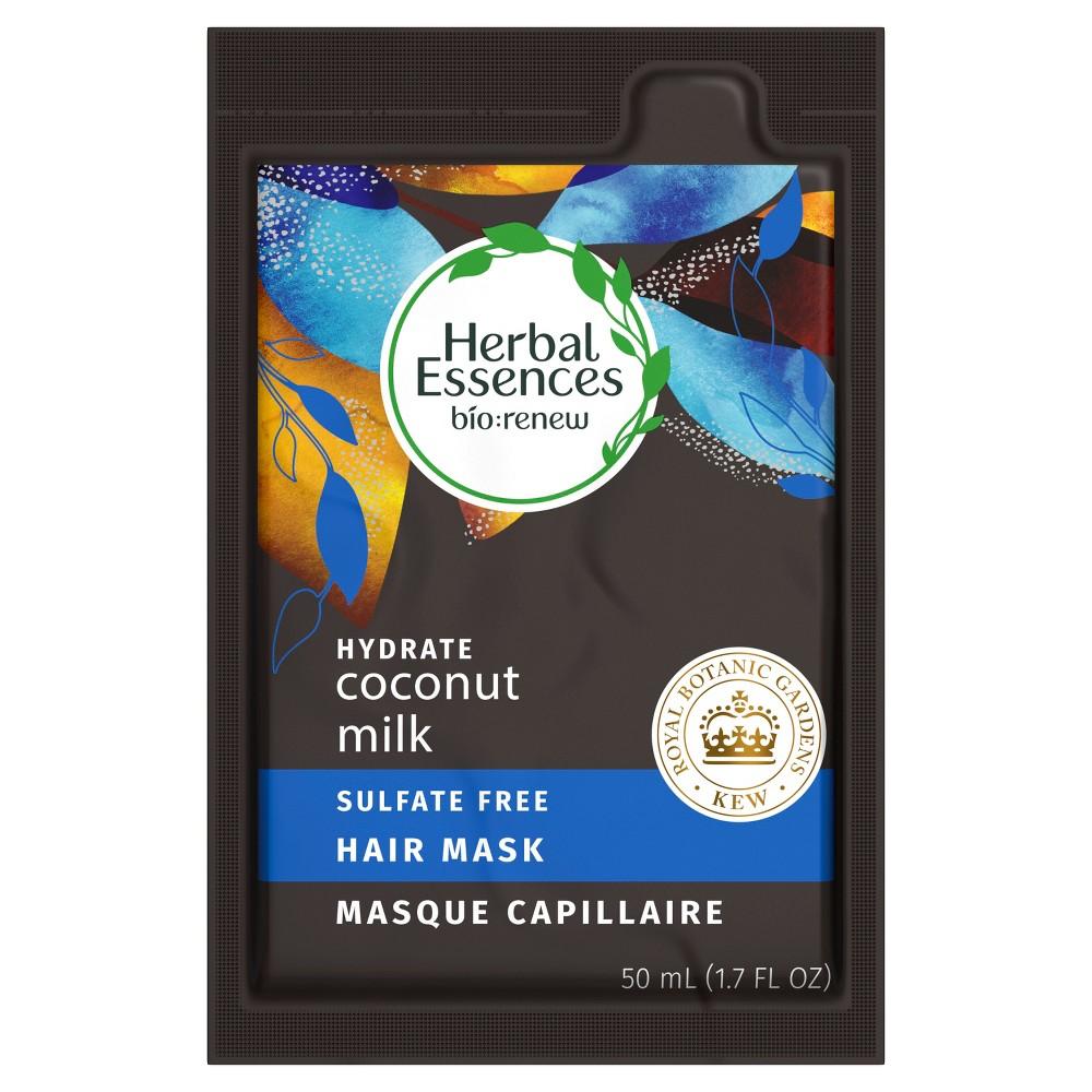 Image of Herbal Essences Bio:Renew Coconut Milk Hair Mask - 1.7 fl oz