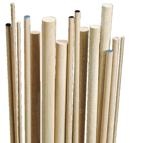 Creativity Street Smooth Dowel, 36 in, set of 111 - image 1 of 1