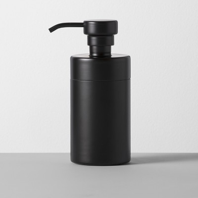 Solid Soap/Lotion Dispenser Black - Made By Design™
