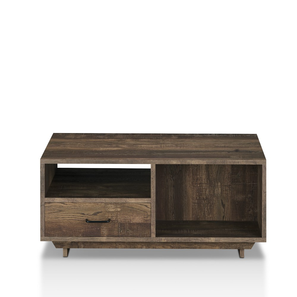 Iohomes Farrer Contemporary Coffee Table Natural Tone - Homes: Inside + Out