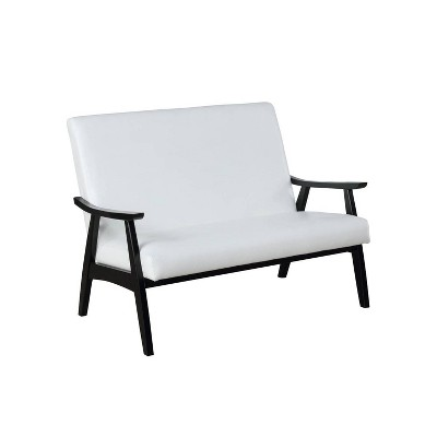 Sandros Mid Century Loveseat Bench - HOMES: Inside + Out
