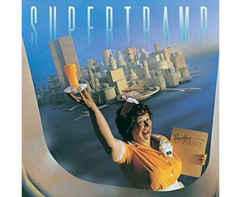 Supertramp - Breakfast In America (CD) - image 1 of 1