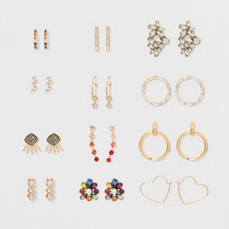 SUGARFIX by BaubleBar Embellished Earring Gift Set