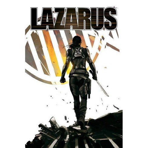 Lazarus: The Second Collection - by  Greg Rucka (Hardcover) - image 1 of 1