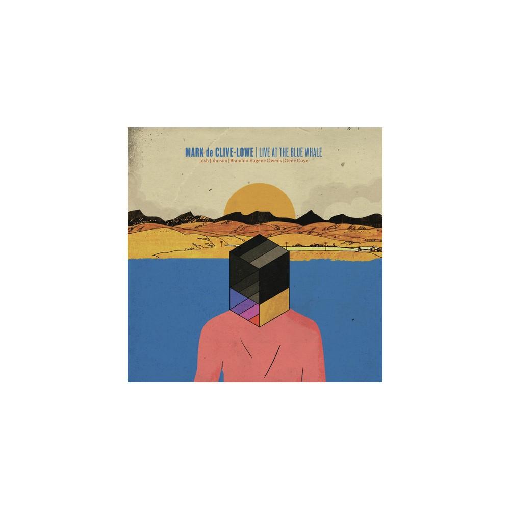 Mark De Clive-lowe - Live At The Blue Whale (Vinyl)