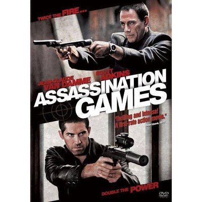 Assassination Games (DVD)(2011)