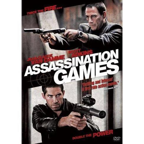 Assassination Games (DVD)(2011) - image 1 of 1