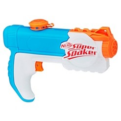 NERF Super Soaker Piranha Water Blaster
