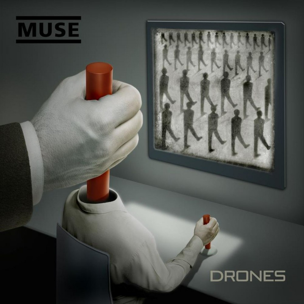 Muse - Drones (Vinyl), Pop Music