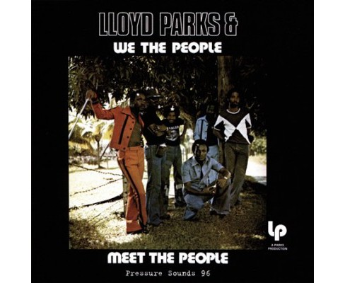 Lloyd & We Th Parks - Meet The People (CD) - image 1 of 1