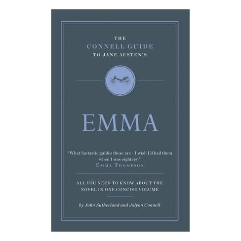 Jane Austens Emma Connell Guide To By John Sutherland