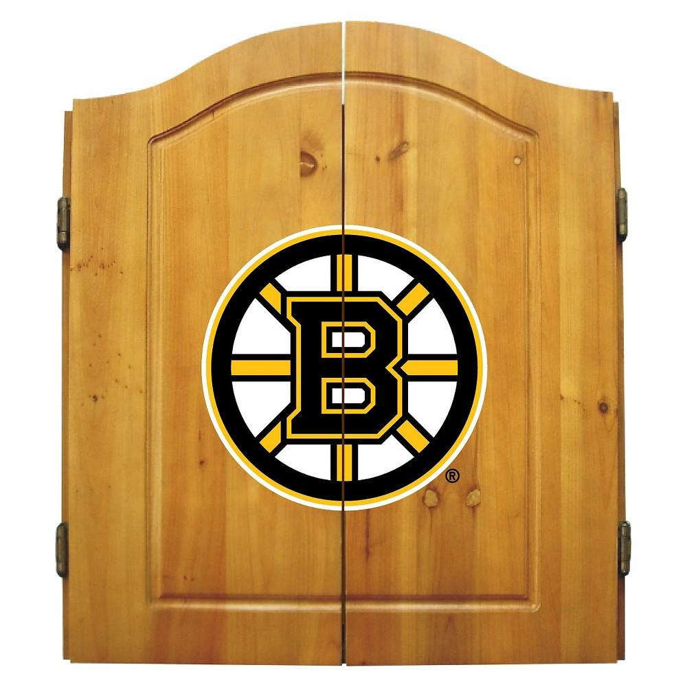 Imperial International - NHL Dart Cabinet, Boston Bruins