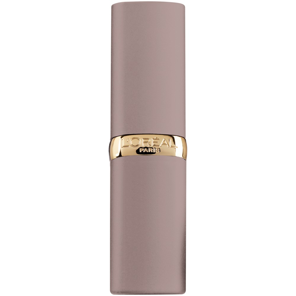 L'Oréal Paris Color Riche Ultra Matte Highly Pigmented Nude Lipstick Utmost Taupe - .13oz