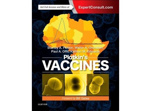 Vaccines (Hardcover) (Stanley A. Plotkin & Walter Orenstein & Paul A. Offit & Kathryn M. Edwards) - image 1 of 1