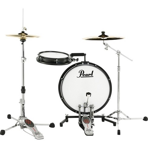 Pearl Compact Traveler 2-Piece Drum Kit - image 1 of 4