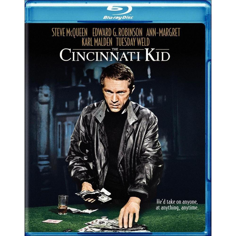 Cincinnati Kid (Blu-ray), Movies
