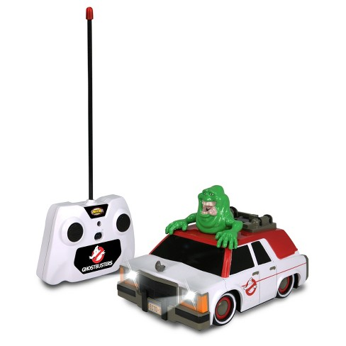 NKOK Ghostbusters RC Ecto-1 with Glowing Slimer - image 1 of 4
