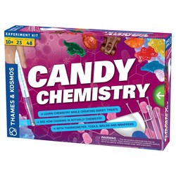 Thames & Kosmos Candy Chemistry Science Experiment Kit