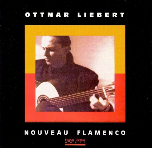 Ottmar liebert - Nouveau flamenco (CD) - image 1 of 3