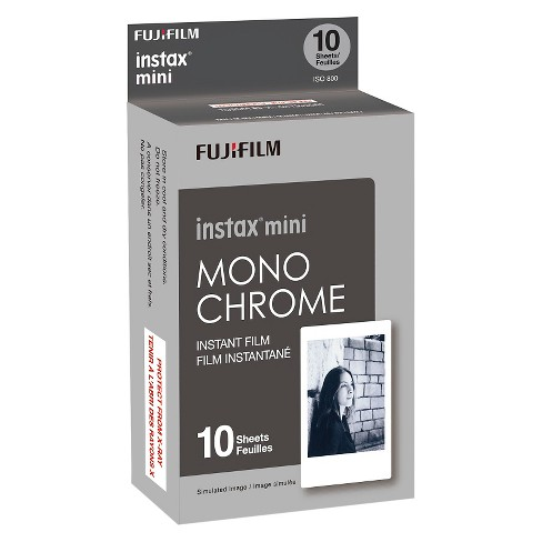 Fujifilm Instax B & W Film - image 1 of 3