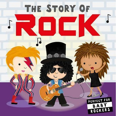 Story of Rock - BRDBK (Story of)by Nicola Edwards (Hardcover)