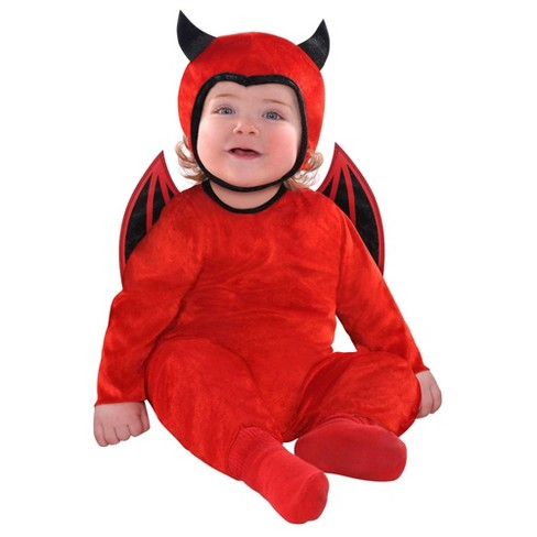 Baby Cute as a Devil Halloween Costume - image 1 of 1