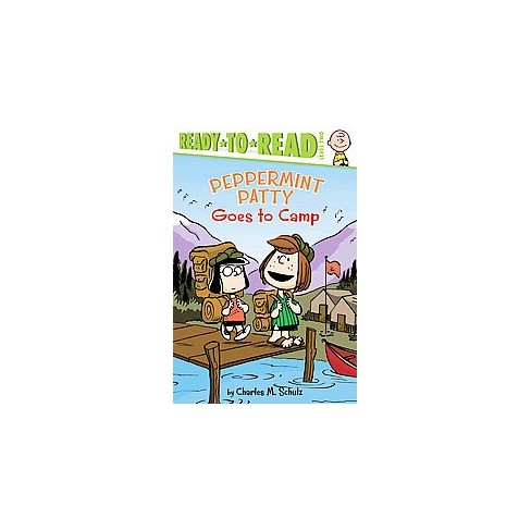 Peppermint Patty Goes to Camp - (Peanuts) by  Charles M Schulz (Paperback) - image 1 of 1