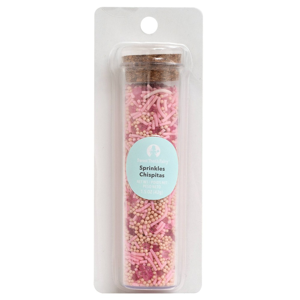Image of American Crafts Small Sprinkle Mix - Pink
