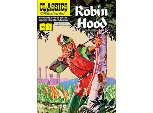 Robin Hood (Hardcover) (Jack Sparling) - image 1 of 1