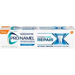 Sensodyne ProNamel Intensive Repair Toothpaste - Clean Mint