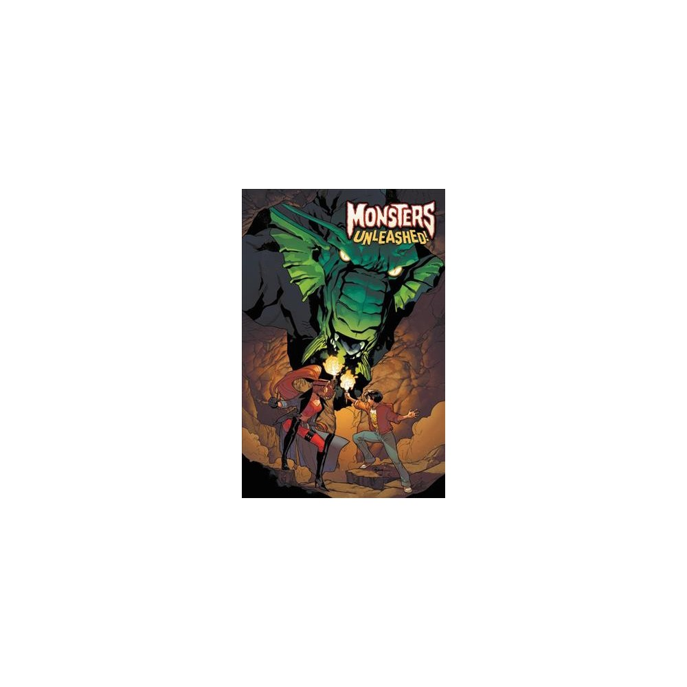 Monsters Unleashed 2 : Learning Curve - by Cullen Bunn & Justin Jordan (Paperback)