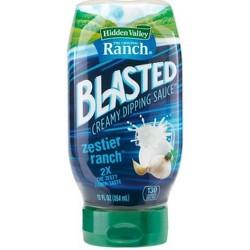 Hidden Valley Original Ranch Blaster Zestier Creamy Dipping Sauce - 12oz