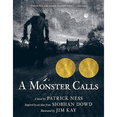 A Monster Calls (Reprint) (Paperback) By Patrick Ness : Target