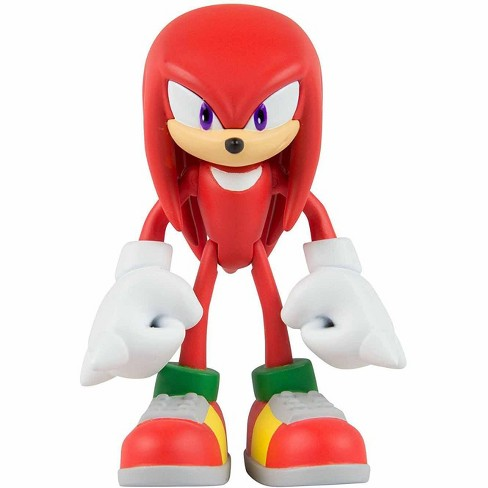 Sonic The Hedgehog Sonic Boom Knuckles Action Figure Loose Target