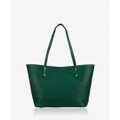 GiGi New York Green Mini Taylor Tote Bag