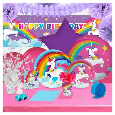 Fairy Unicorn Party Collection : Target