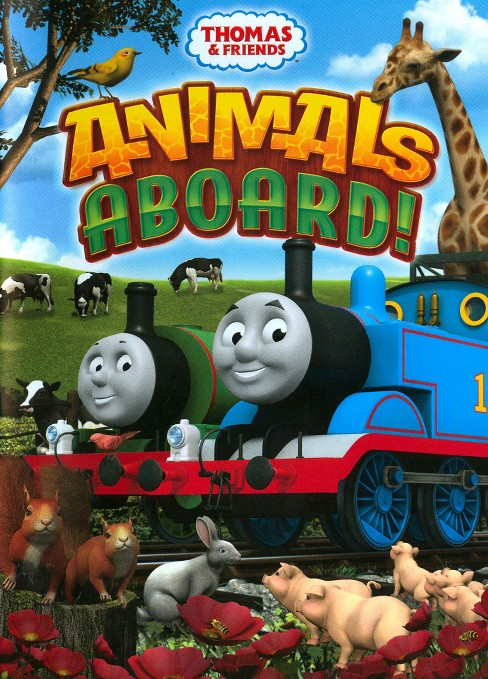 Thomas & Friends: Animals Aboard! - image 1 of 1