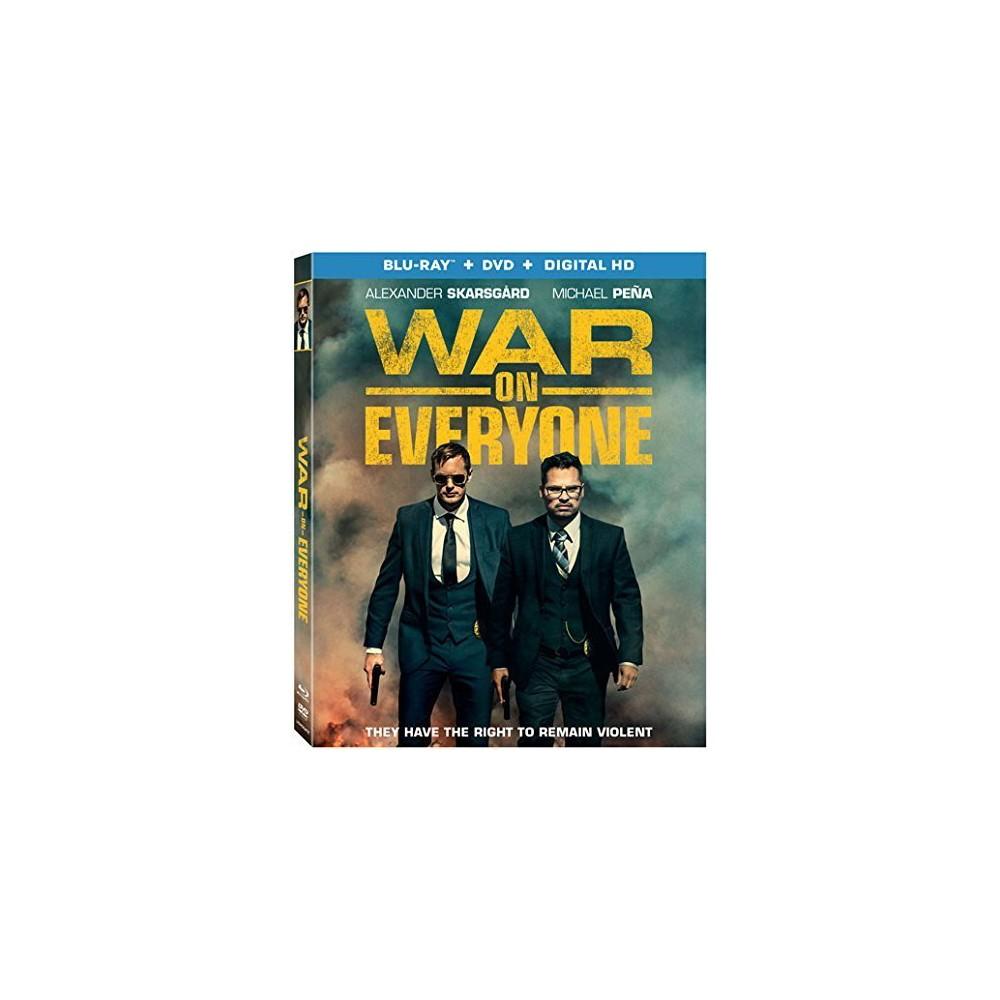 War On Everyone (Blu-ray + Dvd + Digital)
