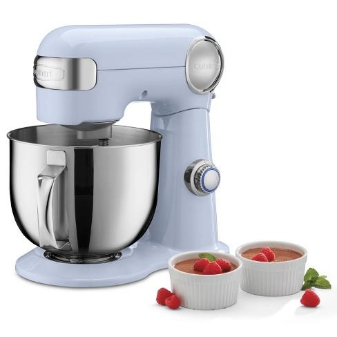Cuisinart Precision Master 5.5qt nd Mixer - Arctic Blue - SM-50BLU - image 1 of 4