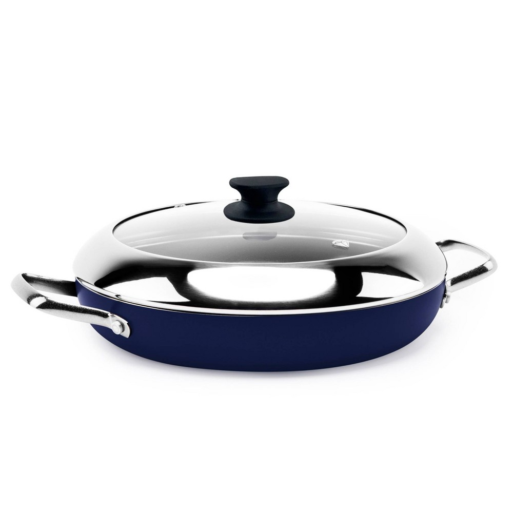 Image of Blue Diamond Grill Genie, grill pans and griddles