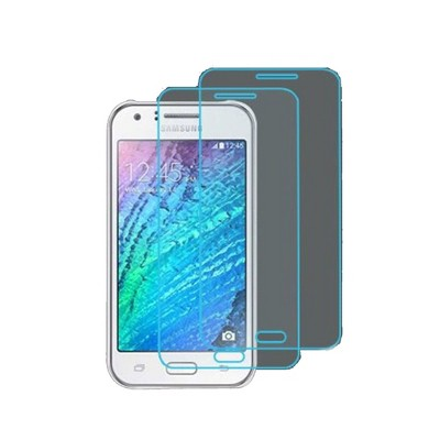 ASMYNA 2-Pack Tempered Glass LCD Screen Protector Film Cover For Samsung Galaxy J7 (2015)/J7 (2016)