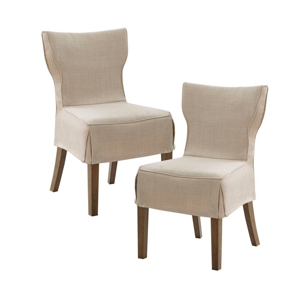 Set of 2 Oleander Dining Chair Natural was $399.99 now $279.99 (30.0% off)
