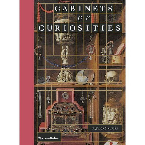 Cabinets of Curiosities - by  Patrick Mauries (Hardcover) - image 1 of 1