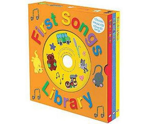First Songs Library (Mixed media product) - image 1 of 1