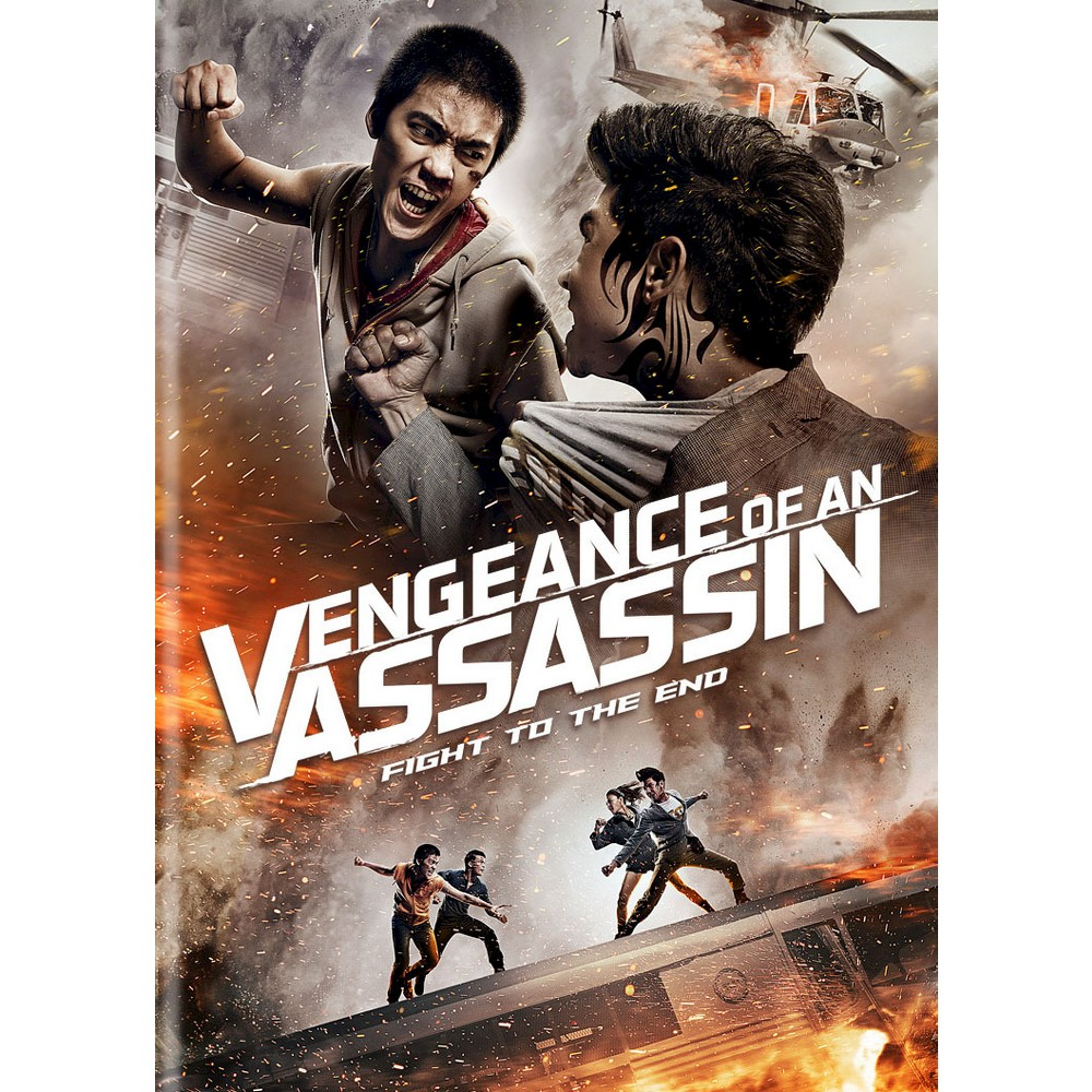 Vengeance Of An Assassin (Dvd)