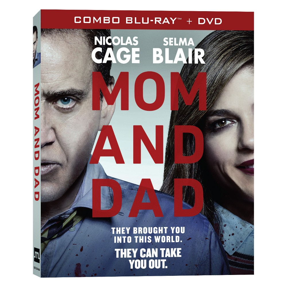 Mom & Dad (Blu-ray + Dvd)
