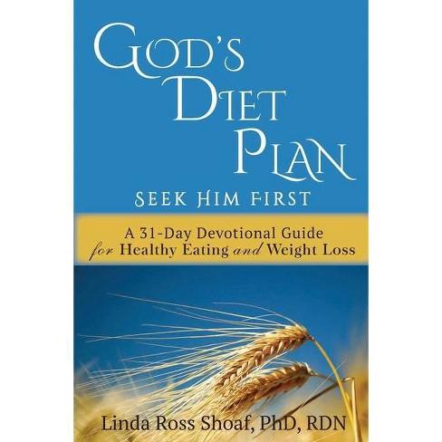 God's Diet Plan - by  Linda Ross Shoaf (Paperback) - image 1 of 1