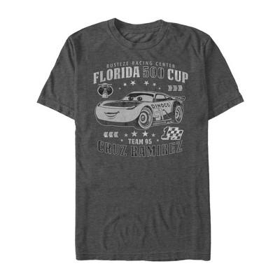 Men's Cars Florida 500 Cup Cruz T-Shirt